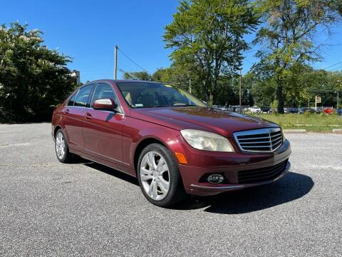 2008 Mercedes-Benz C-Class for sale at RoadLink Auto Sales in Greensboro NC
