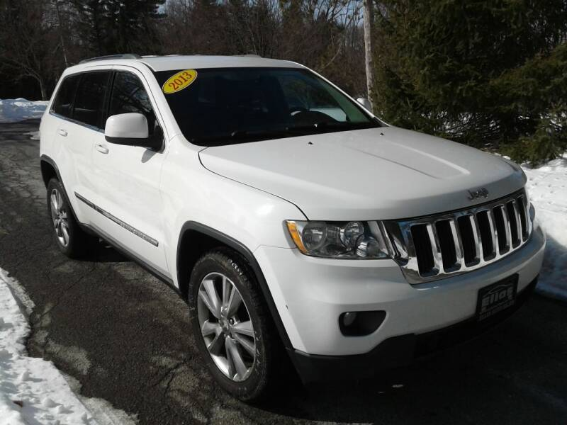 2013 Jeep Grand Cherokee for sale at ELIAS AUTO SALES in Allentown PA
