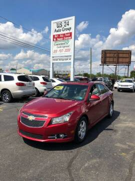 2011 Chevrolet Cruze for sale at US 24 Auto Group in Redford MI