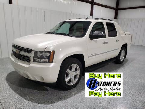 2011 Chevrolet Avalanche for sale at Hatcher's Auto Sales, LLC - Buy Here Pay Here in Campbellsville KY
