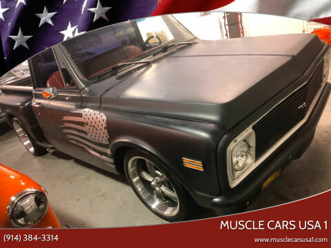 1971 Chevrolet C/K 10 Series for sale at Muscle Cars USA 1 in Murrells Inlet SC