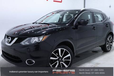2017 Nissan Rogue Sport for sale at Fishers Imports in Fishers IN
