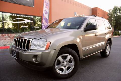 2005 Jeep Grand Cherokee for sale at CK Motors in Murrieta CA