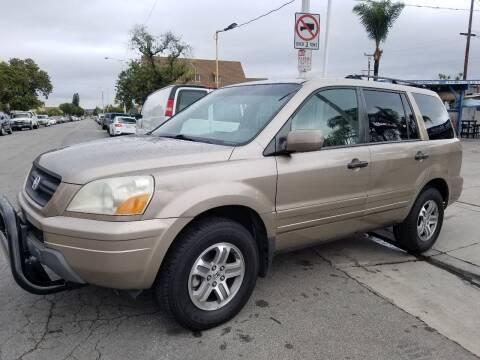 2004 Honda Pilot for sale at Olympic Motors in Los Angeles CA