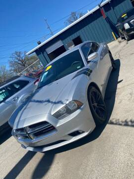 2012 Dodge Charger for sale at Car Barn of Springfield in Springfield MO