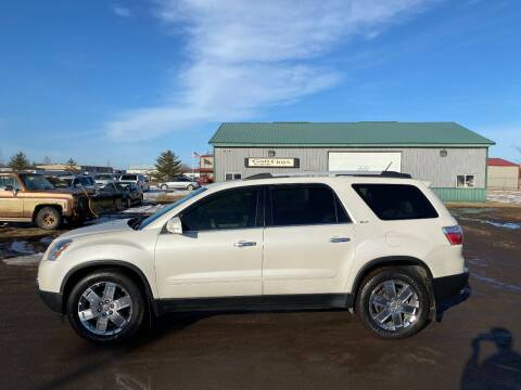 2010 GMC Acadia for sale at Car Guys Autos in Tea SD