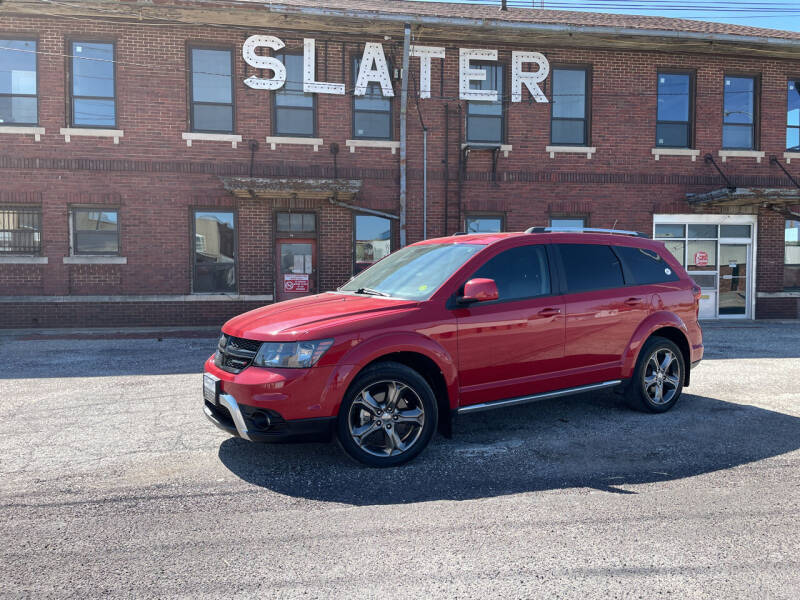 2015 Dodge Journey for sale at Imperial Auto of Marshall - Imperial Auto Of Slater in Slater MO