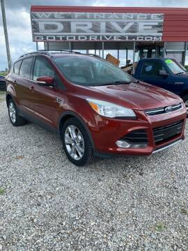 2014 Ford Escape for sale at Drive in Leachville AR