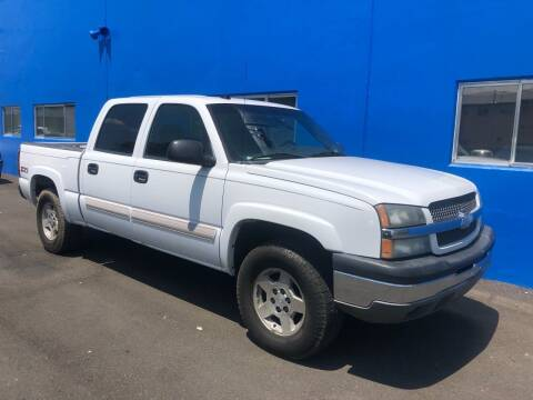 2005 Chevrolet Silverado 1500 for sale at City Auto Sales in Sparks NV