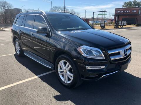 2014 Mercedes-Benz GL-Class for sale at International Motor Group LLC in Hasbrouck Heights NJ