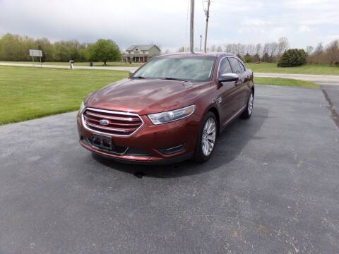 2015 Ford Taurus for sale at Westpark Auto in Lagrange IN