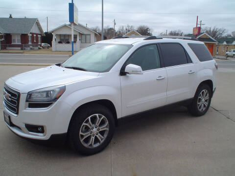 2016 GMC Acadia for sale at World of Wheels Autoplex in Hays KS