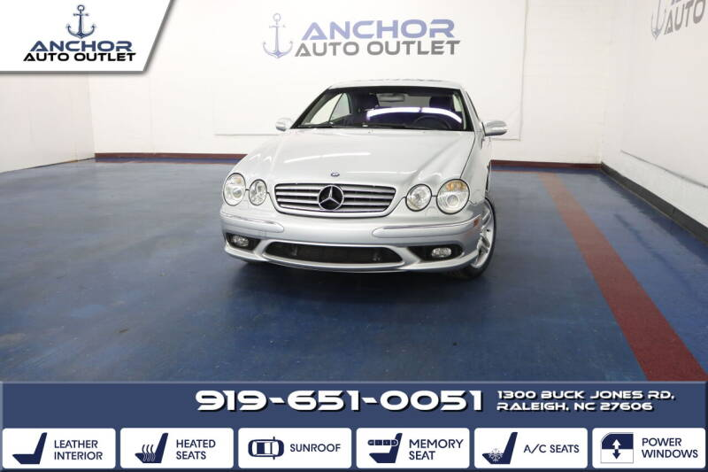 2003 Mercedes-Benz CL-Class for sale in Raleigh, NC