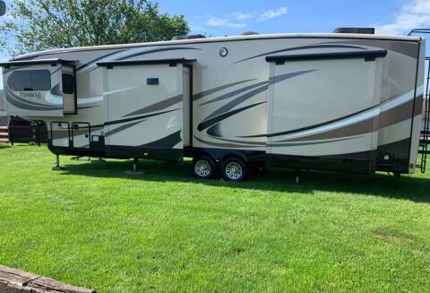 2016 Jayco Pinnacle Luxury 38FLSA