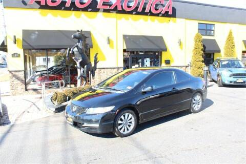 2009 Honda Civic for sale at Auto Exotica in Red Bank NJ
