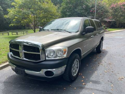 2007 Dodge Ram Pickup 1500 for sale at Bowie Motor Co in Bowie MD