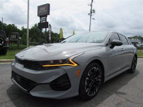 2021 Kia K5 for sale at J T Auto Group in Sanford NC