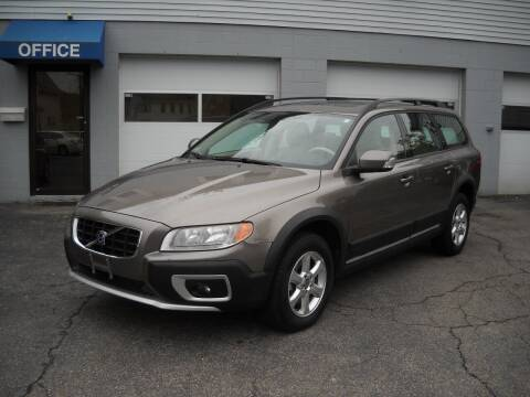2008 Volvo XC70 for sale at Best Wheels Imports in Johnston RI