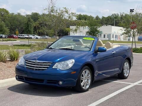 2008 Chrysler Sebring for sale at GENESIS AUTO SALES in Port Charlotte FL