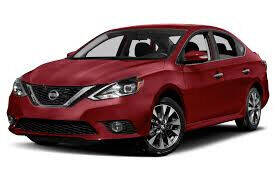 2016 Nissan Sentra for sale at Holiday Rent A Car in Hobart IN