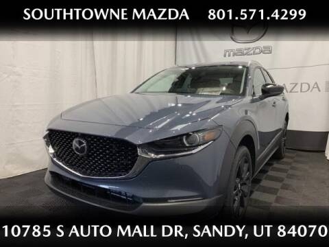 2021 Mazda CX-30 for sale at Southtowne Mazda of Sandy in Sandy UT