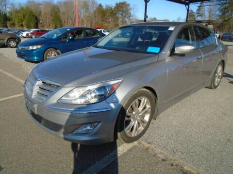2013 Hyundai Genesis for sale at Hickory Used Car Superstore in Hickory NC