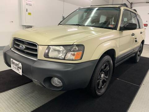 2003 Subaru Forester for sale at TOWNE AUTO BROKERS in Virginia Beach VA