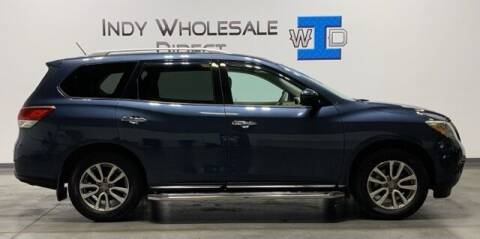 2014 Nissan Pathfinder for sale at Indy Wholesale Direct in Carmel IN