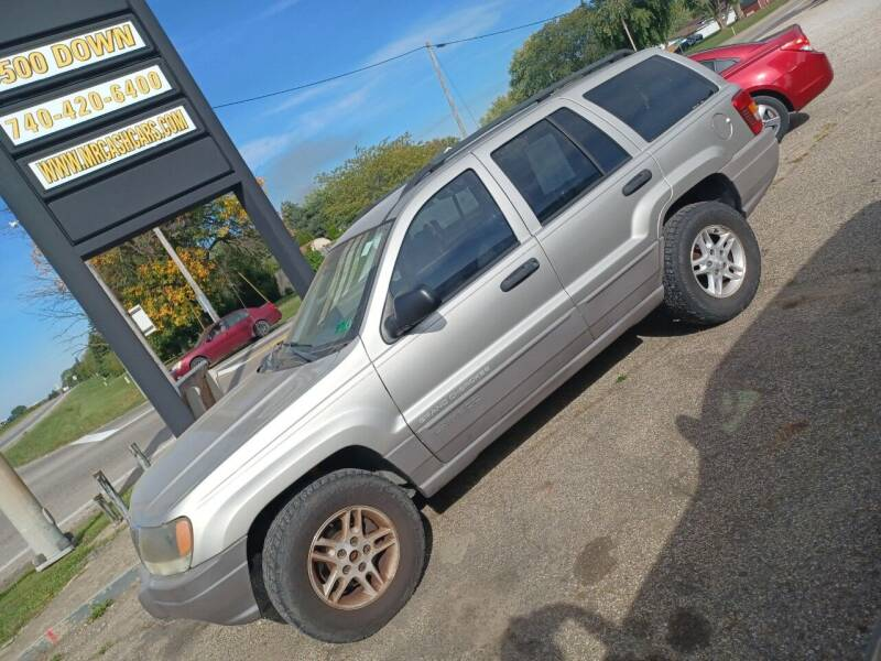 2003 Jeep Grand Cherokee for sale at CASH CARS in Circleville OH