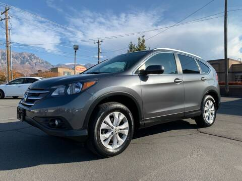 2012 Honda CR-V for sale at Ultimate Auto Sales Of Orem in Orem UT