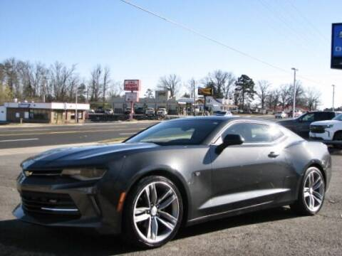 2018 Chevrolet Camaro for sale at Joe Lee Chevrolet in Clinton AR