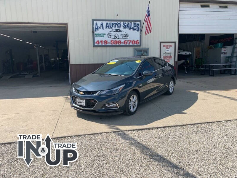 2017 Chevrolet Cruze for sale at A-1 AUTO SALES in Mansfield OH