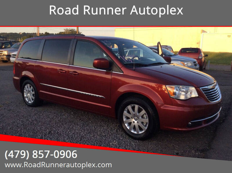 2013 Chrysler Town and Country for sale at Road Runner Autoplex in Russellville AR
