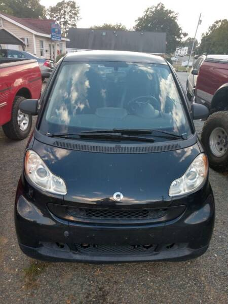 2010 Smart fortwo for sale at Delgato Auto in Pittsboro NC
