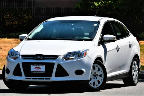 2014 Ford Focus for sale at SEATTLE FINEST MOTORS in Lynnwood WA