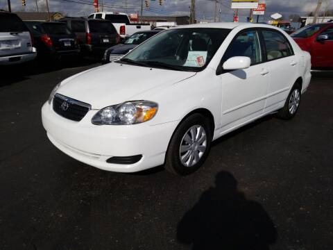2005 Toyota Corolla for sale at Rucker's Auto Sales Inc. in Nashville TN