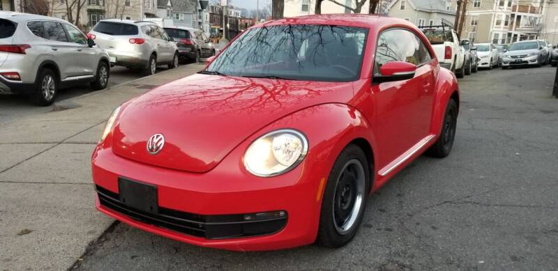 2012 Volkswagen Beetle for sale at Motor City in Roxbury MA