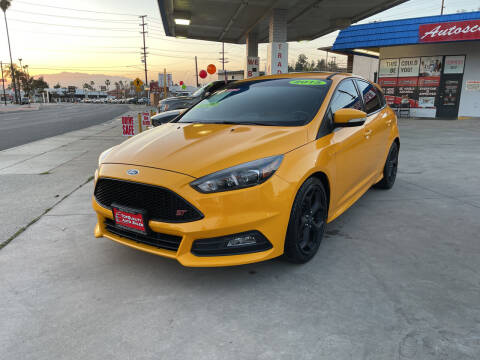2015 Ford Focus for sale at Top Quality Auto Sales in Redlands CA