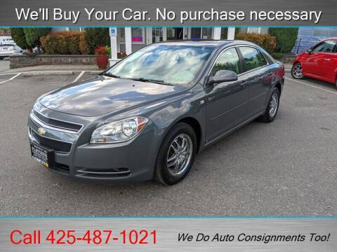 2008 Chevrolet Malibu Hybrid for sale at Platinum Autos in Woodinville WA