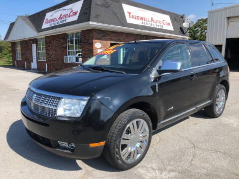 2008 Lincoln MKX for sale at HarrogateAuto.com - tazewell auto.com in Tazewell TN