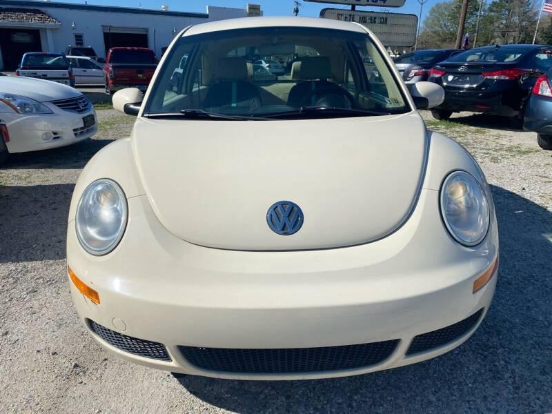 2007 Volkswagen New Beetle for sale at Advantage Motors in Newport News VA