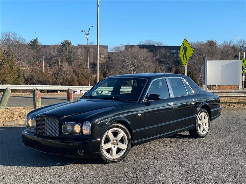 2003 Bentley Arnage for sale at Mid Atlantic Truck Center in Alexandria VA
