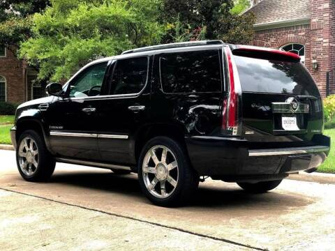 2009 Cadillac Escalade for sale at Texas Auto Corporation in Houston TX
