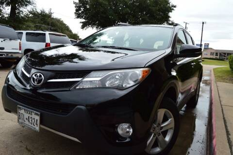 2013 Toyota RAV4 for sale at E-Auto Groups in Dallas TX