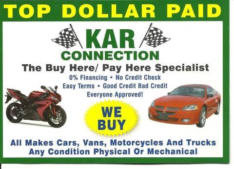 2007 Chevrolet TrailBlazer for sale at Kar Connection in Little Ferry NJ