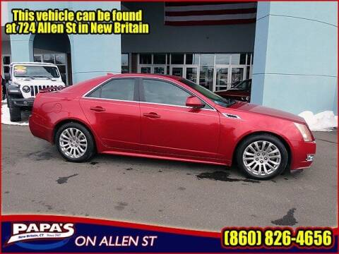 2012 Cadillac CTS for sale at Papas Chrysler Dodge Jeep Ram in New Britain CT