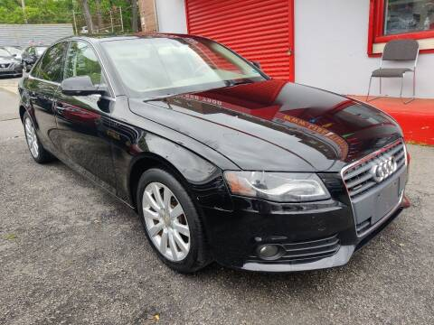 2012 Audi A4 for sale at LIBERTY AUTOLAND INC in Jamaica NY