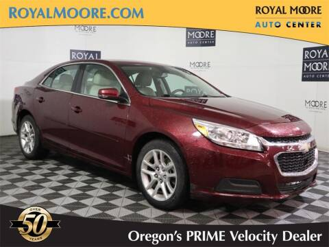 2015 Chevrolet Malibu for sale at Royal Moore Custom Finance in Hillsboro OR