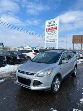 2013 Ford Escape for sale at US 24 Auto Group in Redford MI