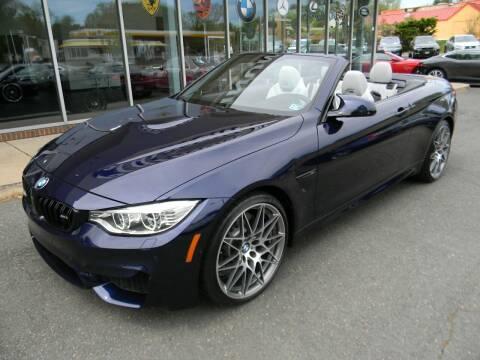 2017 BMW M4 for sale at Platinum Motorcars in Warrenton VA